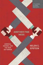 ANOTHER FINE MESS by Helen Epstein