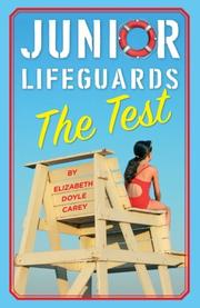 THE TEST by Elizabeth Doyle Carey