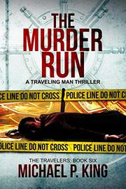 THE MURDER RUN Cover