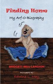FINDING HOME by Bridgett Bell  Langson