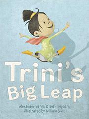 TRINI'S BIG LEAP by Alexander de Wit