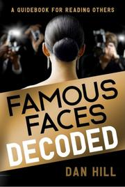 FAMOUS FACES DECODED by Dan Hill