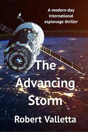 THE ADVANCING STORM by Robert Valletta