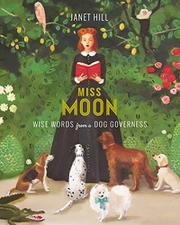 MISS MOON by Janet Hill