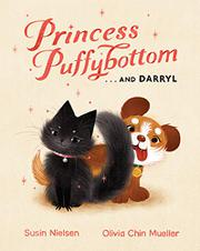 PRINCESS PUFFYBOTTOM…AND DARRYL by Susin Nielsen