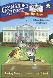 THE BIG MOVE by Lindsey Leavitt