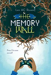 THE MEMORY WALL by Lev AC Rosen