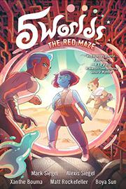 THE RED MAZE by Mark Siegel