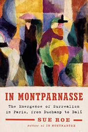 IN MONTPARNASSE by Sue Roe