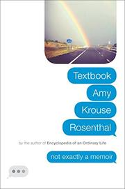TEXTBOOK AMY KROUSE ROSENTHAL by Amy Krouse Rosenthal