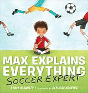 SOCCER EXPERT by Stacy McAnulty