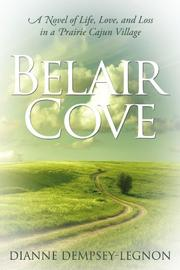 Book Cover for BELAIR COVE
