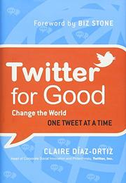 Book Cover for TWITTER FOR GOOD