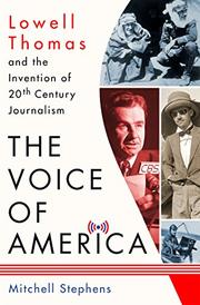 THE VOICE OF AMERICA by Mitchell Stephens