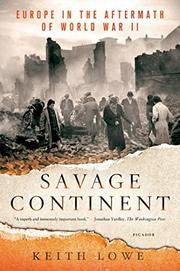 Book Cover for SAVAGE CONTINENT
