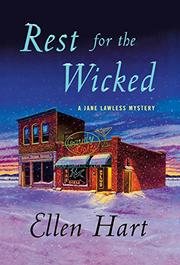 REST FOR THE WICKED by Ellen Hart