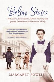 Cover art for BELOW STAIRS