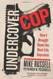 UNDERCOVER COP by Michael Russell