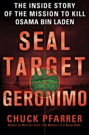 Cover art for SEAL TARGET GERONIMO