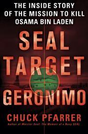 SEAL TARGET GERONIMO by Chuck Pfarrer