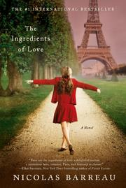 Book Cover for THE INGREDIENTS OF LOVE