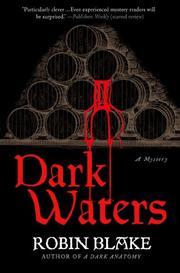 DARK WATERS by Robin Blake