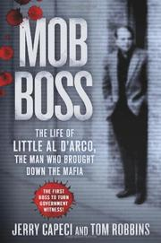 MOB BOSS by Jerry Capeci