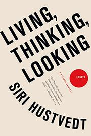 Book Cover for LIVING, THINKING, LOOKING
