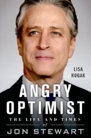 ANGRY OPTIMIST by Lisa Rogak