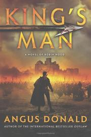 KING'S MAN by Angus Donald