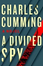 A DIVIDED SPY by Charles Cumming