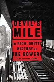DEVIL'S MILE by Alice Sparberg Alexiou