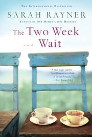Cover art for THE TWO WEEK WAIT
