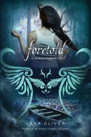 Cover art for FORETOLD