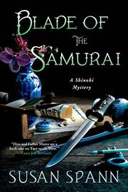 BLADE OF THE SAMURAI by Susan Spann