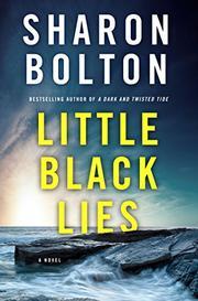 LITTLE BLACK LIES by Sharon Bolton