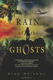 RAIN OF THE GHOSTS by Greg Weisman
