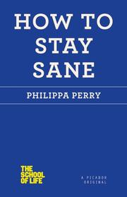 Book Cover for HOW TO STAY SANE