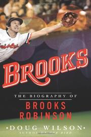 BROOKS by Doug Wilson