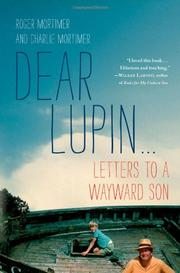 DEAR LUPIN by Roger Mortimer