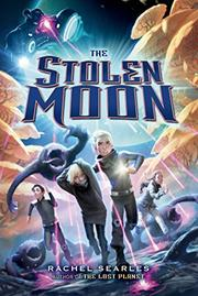 THE STOLEN MOON by Rachel Searles