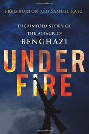 UNDER FIRE by Fred Burton