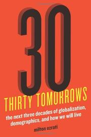 THIRTY TOMORROWS by Milton Ezrati