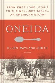 ONEIDA by Ellen Wayland-Smith