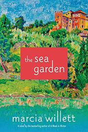 THE SEA GARDEN by Marcia Willett