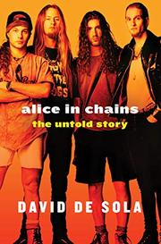 ALICE IN CHAINS by David de Sola