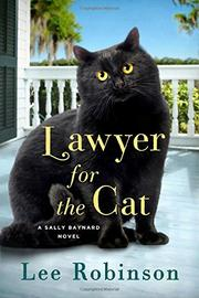 LAWYER FOR THE CAT by Lee Robinson