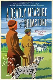 A DEADLY MEASURE OF BRIMSTONE by Catriona McPherson