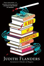 A BED OF SCORPIONS by Judith Flanders