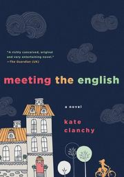 MEETING THE ENGLISH by Kate Clanchy